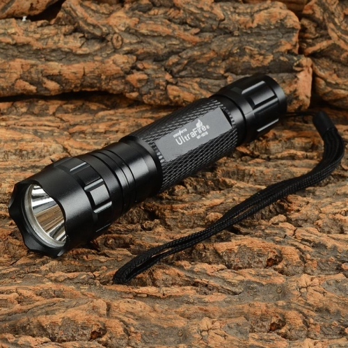 UltraFire 501B 1x18650 Flashlight Torch