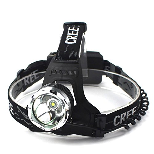 Romisem CREE XM-L2 T6 600lm LED Headlight Headlamp Biking Fishing Light