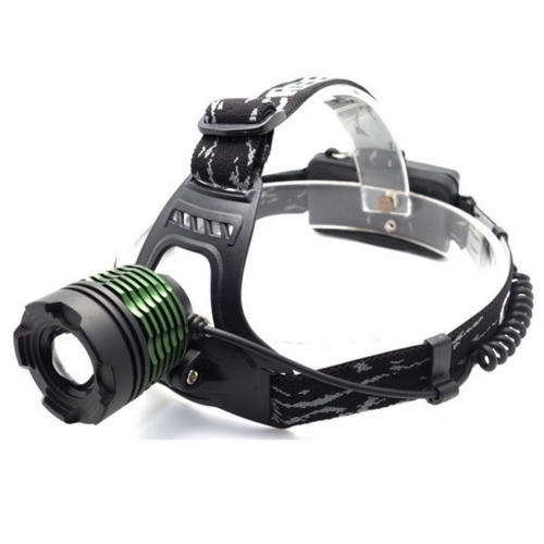 Romisem CREE XM-L2 T6 600lm LED Zooming Headlight Headlamp Biking Fishing Light