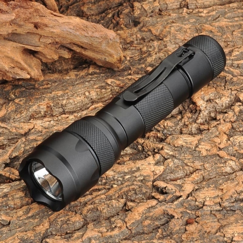 UltraFire 502B 1x18650 Flashlight Torch