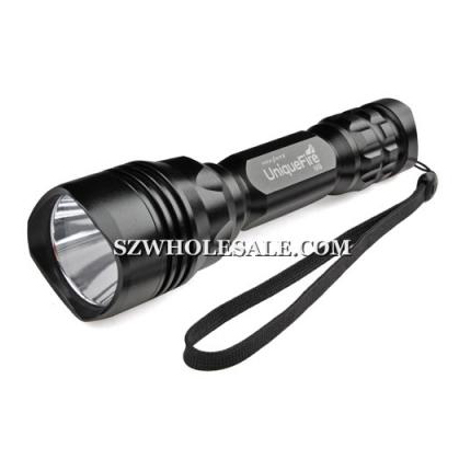 UniqueFire CREE R5 335-Lumens 5-Mode Flashlight (FC-M9)