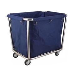 Trapezoid Linen Trolley