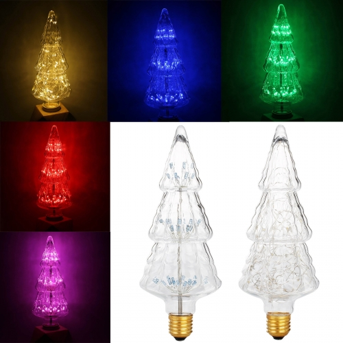 LED Christmas Tree Light Fairy String Lights E27 Party Xmas Decoration Bulb Lamp
