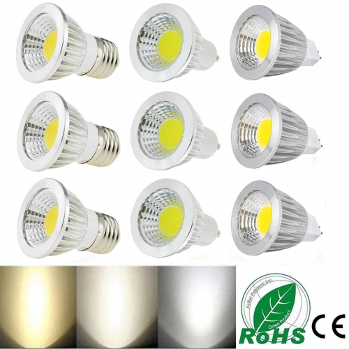 Ranpo Dimmable Ultra Bright MR16/GU10/E27/E14 9W 12W 15W 220V LED Spotlight Bulbs CREE