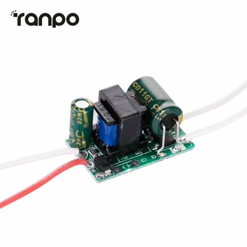 Ranpo LED Driver Power Supply DIY 3W 4W 5W 7W Chip Driver 280mA For LED Lights
