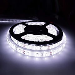 Ranpo 5M 300 LED Strip Bar Band String of Light 5630 SMD Cool White Super Bright ST495