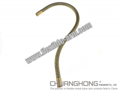 Brass & Stainless Steel Gooseneck Tube
