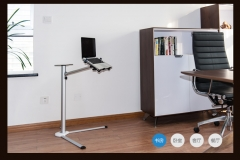 Laptop Floor Stand