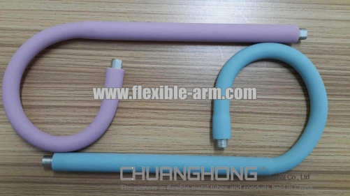 Silicon Coated Gooseneck tubing