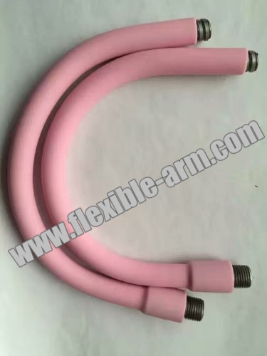 Silicon Coated Gooseneck tube