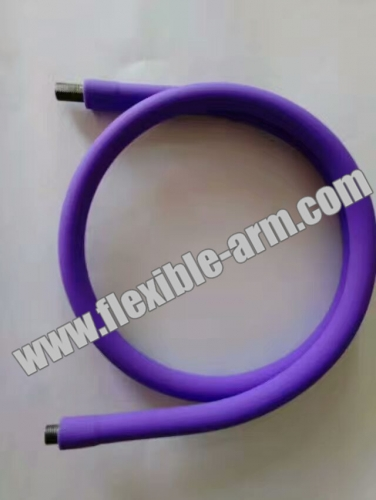 High Quality Silicone Coated Gooseneck Tube Medical Device Gooseneck