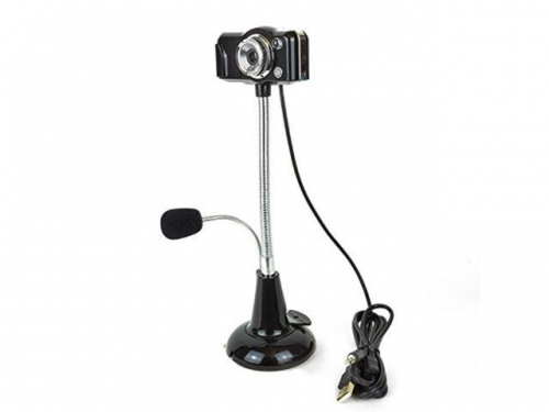 Webcam Stand Desktop gooseneck