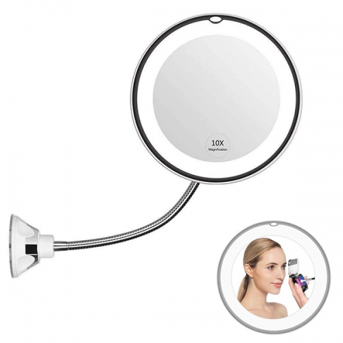 Flexible Mirror Magnifying Makeup Mirror