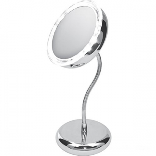 360 Rotation Flexible Gooseneck Makeup Mirror
