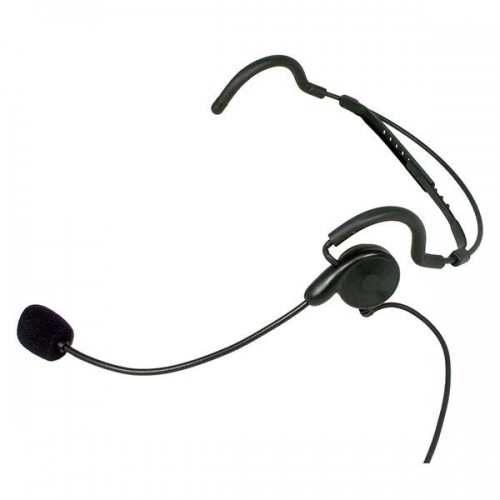 Headset with Steel Gooseneck
