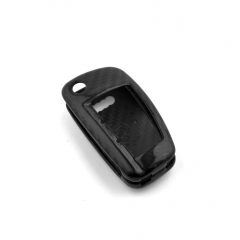 Audi A4 A6 RS6 Q7 Carbon Fiber Key Case