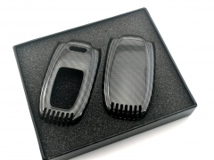 Audi Carbon Fiber Key Case For A5 A6 A8 Q5