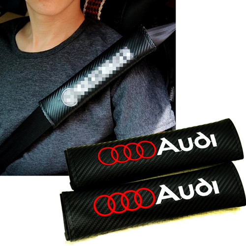 Audi Seat Belt Shoulder Pads