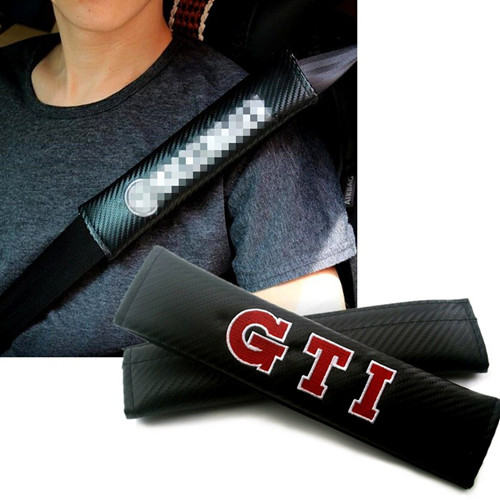 VW GTI Seat Belt Shoulder Pads