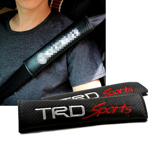 Toyota TRD Sport Car Seat Belt Shoulder Pads