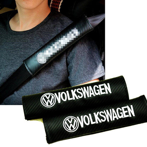 Volkswagen VW Seat Belt Shoulder Pads