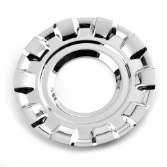 BBS Wheel Center Fitment 163mm Chrome #09.24.187