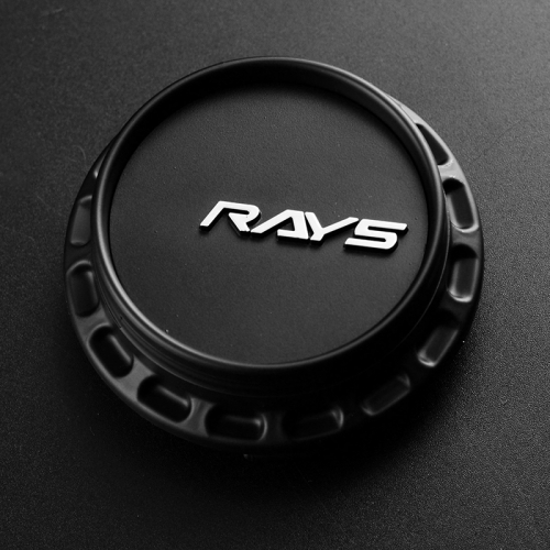RAYS CE28N Wheel Center Caps 67mm(62mm) Black