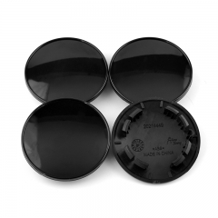 FORD Focus 2000-2011 Wheel Center Caps 70mm(54mm) Black