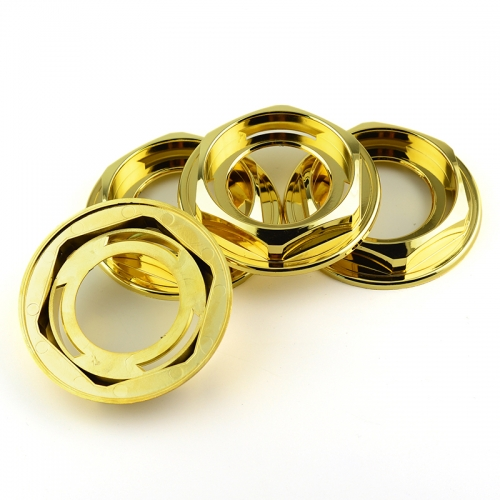 BBS Wheel Center Fitment 102mm Gold #09.23.131