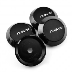 RAYS Wheel Center Caps 70mm(63mm) Black