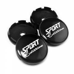 SPORT Edition Wheel Center Caps 60mm(56mm)