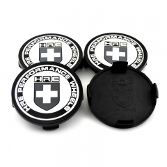 HRE Performance Wheel Center Caps 69mm(68mm) Grey