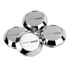 WORK Wheel Center Caps 70mm(63mm) Silver