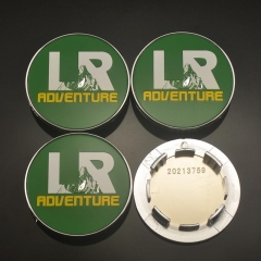LAND ROVER RANGE ROVER Wheel Center Caps 62mm(48mm) LR Adventure