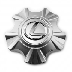 Lexus LX570 Wheel Center Caps 140mm(105mm) Silver