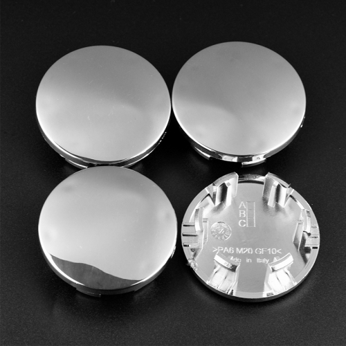 Maserati GT Wheel Center Caps 54mm(43mm) Chrome  #82330905
