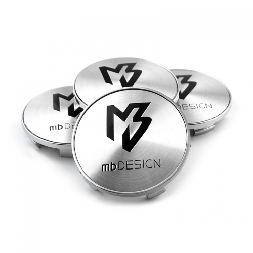 mbDESIGN Wheel Center Caps 68mm(62mm)