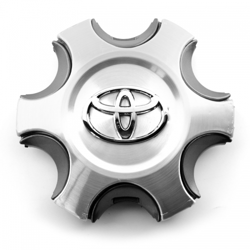 TOYOTA Wheel Center Caps 134mm(101mm) Silver