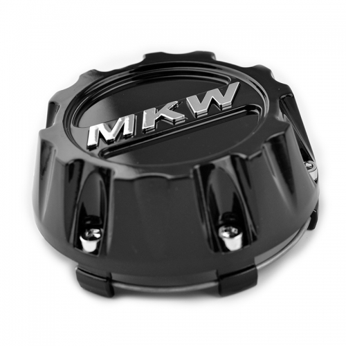 MKW Off Road Wheel Center Caps 96mm(91mm) Black