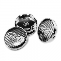 O.Z Racing Wheel Center Caps 60mm(56mm) Checkered