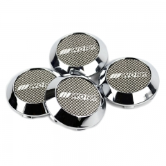WORK Wheel Center Caps 70mm(63mm) Checkered