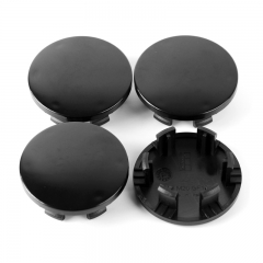 Maserati GT Wheel Center Caps 54mm(43mm) Black