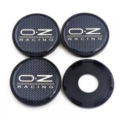 O.Z Racing Wheel Center Caps 63mm(59mm) Carbon Black