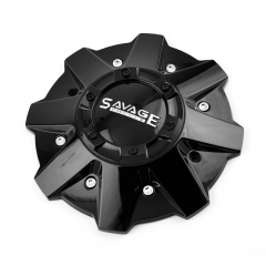 SAVAGE Off Road Wheel Center Caps 200mm