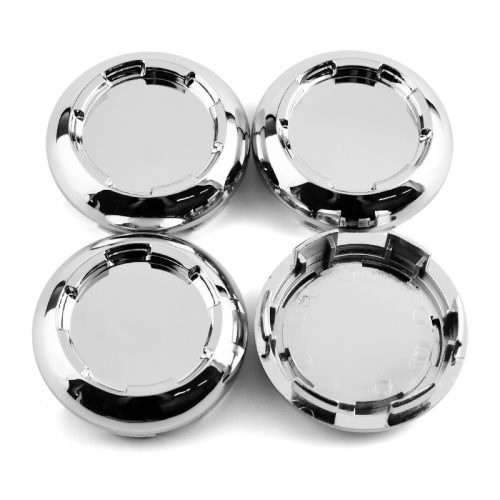 HONDA Wheel Center Caps 70mm(64mm) Chrome