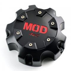 MOD Off Road Mags Wheel Center Caps 135mm Black