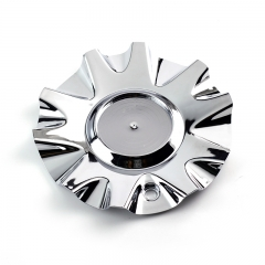 AMERICAN RACING AR897 Wheel Center Caps 157mm Chrome
