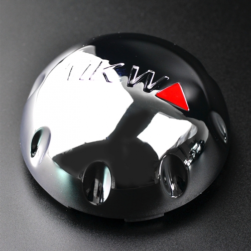 MKW Wheel Center Caps 81mm(75mm) Chrome #C809401CAP