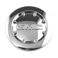 GMC Chrome Wheel Center Caps 190mm(170mm)