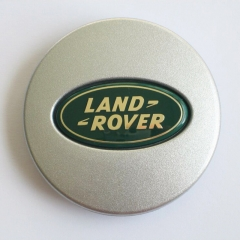 LAND ROVER Discovery 3 4 Wheel Center Caps 62mm(48mm) Grey Gold